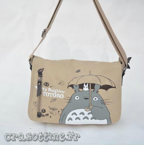 c5f078d125 Sac à bandoulière My neighbor Totoro
