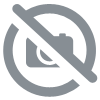 Kawaii Punk Skull Reusable and Adjustable Mask + 2 filter